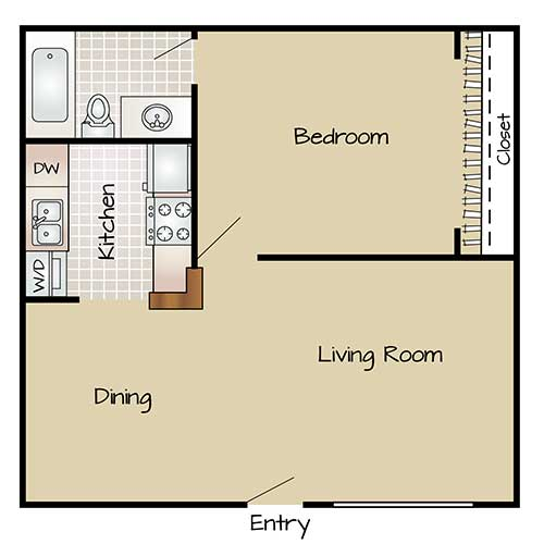 1 and 2 bedroom floor plans marquee uptown apartments for 1 bathroom 2 bedroom